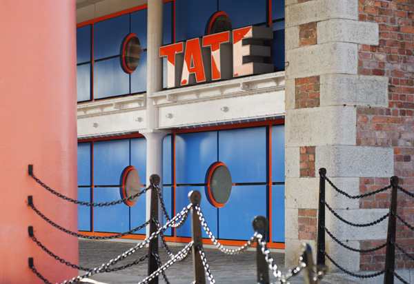 Tate Liverpool is 25