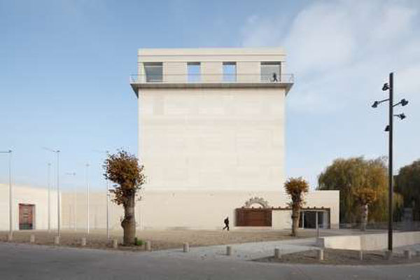 Bob van Reeth - Architect, Centre for Fine Arts in Brussels