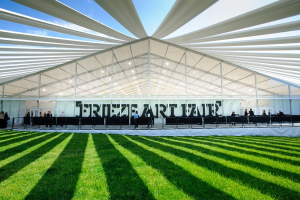 Review of Frieze New York