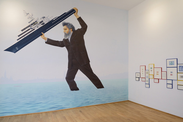 Venice Biennale Report: Jeremy Deller at the British Pavilion