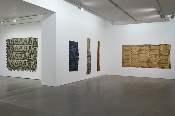Tapa:  Barkcloth paintings from the Pacific, Birmingham