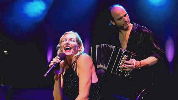 Review of Ute Lemper, London
