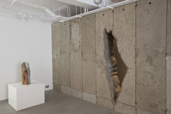 Review of Khaled Jarrar, Ayyam Gallery London