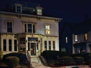 Gail Albert Halaban, Davis House, 2010. From Hopper Redux. © Gail Albert Halaban.