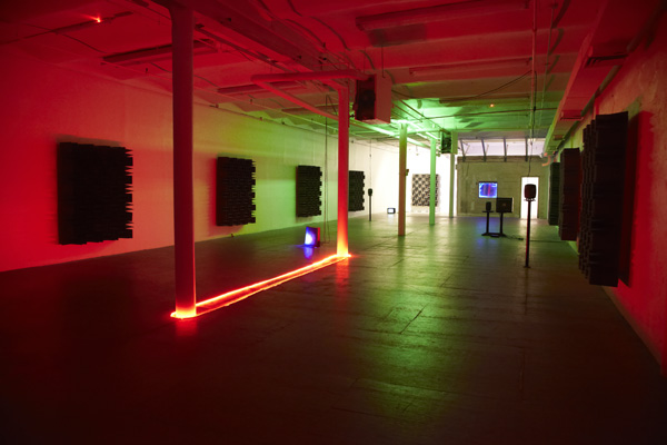Interview with Haroon Mirza, participant in Macmillan De'Longhi Art Auction