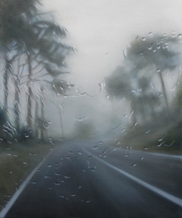Saudade, 120x100cm, oil on  linen, 2012