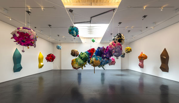 Mike Kelley, MoMA, New York