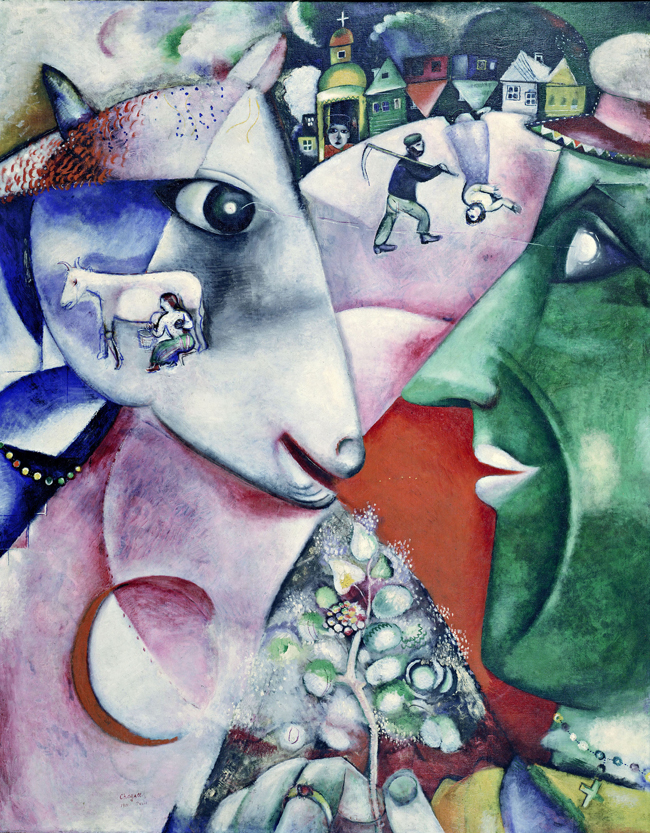 Review of Chagall: Modern Master at Tate Liverpool
