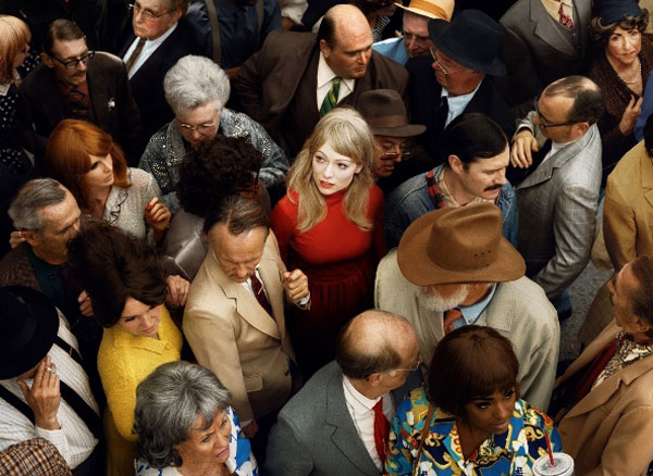 Alex Prager, Face in the Crowd, Corcoran Gallery of Art