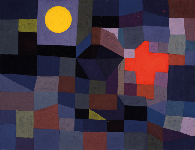 Review of Paul Klee, Making Visible, Tate Modern