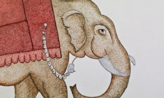 Dotted-Elephant