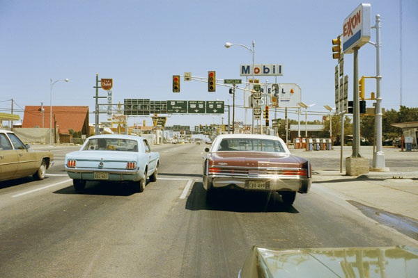 Stephen Shore: Something + Nothing, Sprüth Magers, London