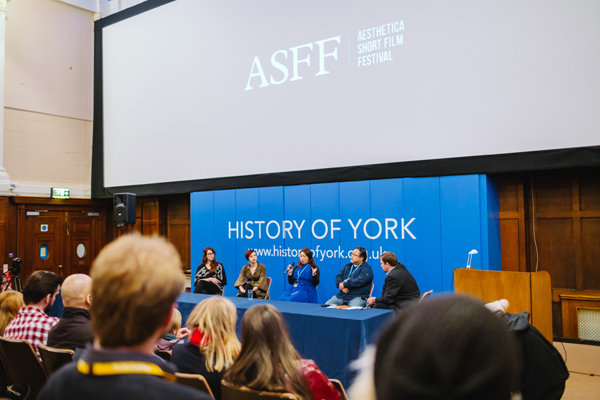 Meet the Filmmakers at ASFF 2013