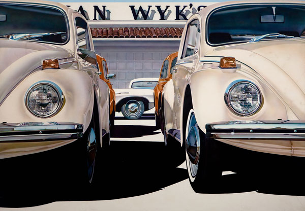 Photorealism: 50 Years of Hyperrealistic Painting, Birmingham Museum and Art Gallery