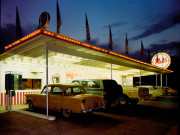 Jim Dow, Pat's Drive-In, Tucson, Arizona, 1980