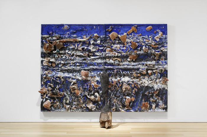Review of Julian Schnabel at The Brant Foundation Art Study Center, Greenwich, Connecticut