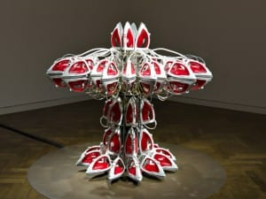 Joana Vasconcelos: Time Machine, Manchester Art Gallery, Manchester