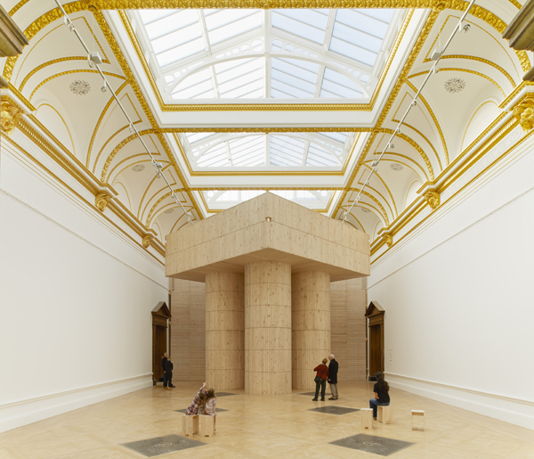 Sensing Spaces: Architecture Reimagined, Royal Academy of Arts, London