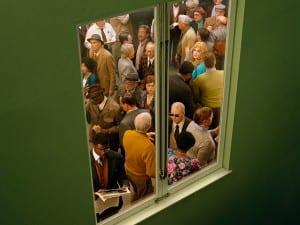 Alex Prager Crowd #5 (Washington Square West) 2013