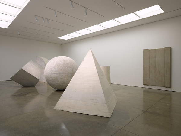 Review of Liu Wei, White Cube, London