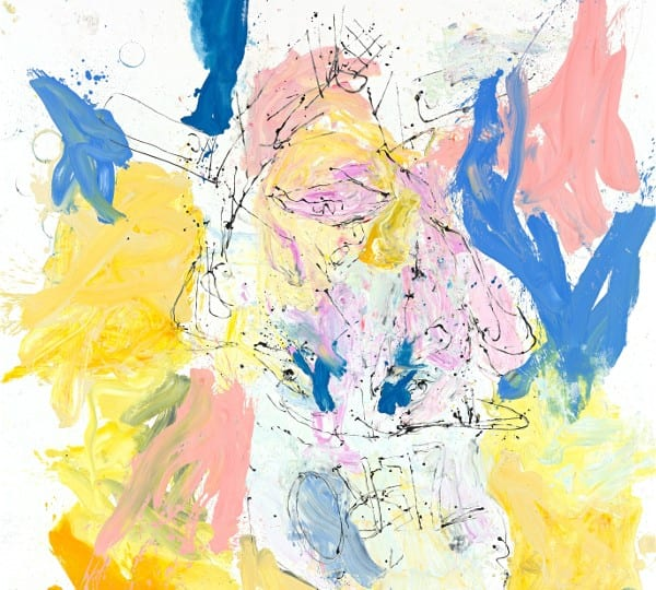 Georg Baselitz: Farewell Bill, Gagosian Gallery, London