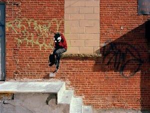 Phil Bergerson, Williamsburg, New York, 2010.