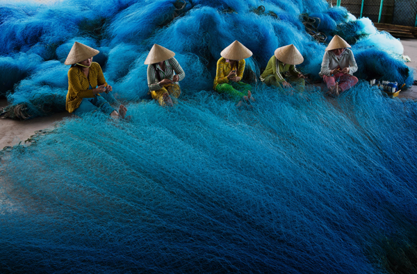 Atkins CIWEM Environmental Photographer of the Year 2014, Royal Geographical Society, London
