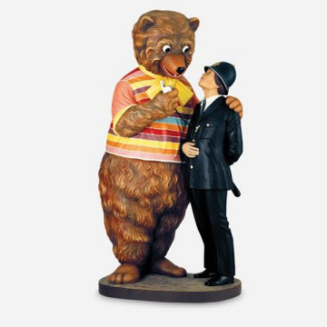 Bear-and-Policeman