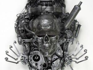 Insight into the Work of Dan Lane, Mechanica