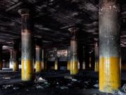 Thomas Jorion, Freight Elevator, Cold storage plant, USA,  2009
