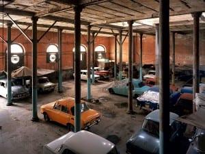 Stan Douglas, Print Shop / Auto Shop, Habana Vieja, 2004/