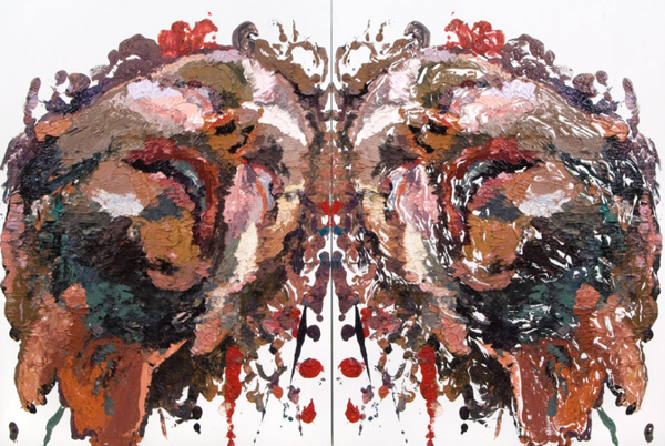 Review of Ben Quilty, Saatchi Gallery London