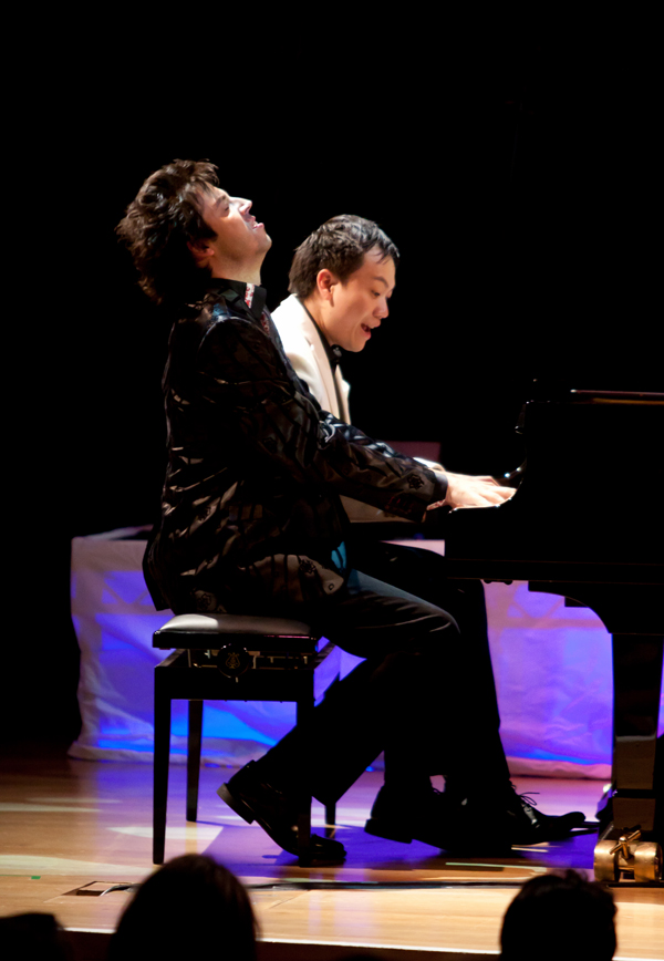 Review of The Piano Brothers Live at Kings Place, London