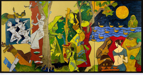 M.F. Husain: Master of Modern Indian Painting, V&A, London