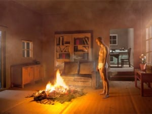 Maxime Delvaux and Kevin Laloux. Fire from the Box series.