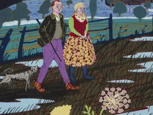 Grayson Perry: The Vanity of Small Differences, Temple Newsam House