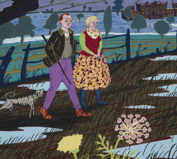 Grayson Perry: The Vanity of Small Differences, Temple Newsam House, Leeds