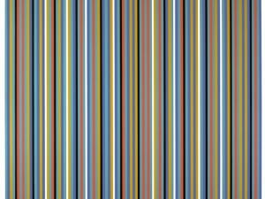 Bridget Riley: The Stripe Paintings 1961 – 2014, David Zwirner, London
