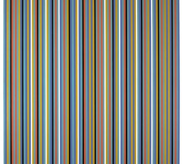 Bridget Riley: The Stripe Paintings 1961 – 2014 at David Zwirner Gallery, London
