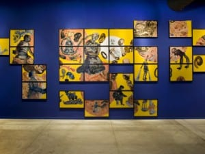 Review of Nalini Malani: You Can't Keep Acid in a Paper Bag, Kiran Nadar Museum of Art, New Delhi