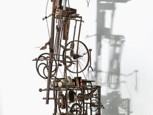 Jean Tinguely, Hauser & Wirth, Frieze Masters