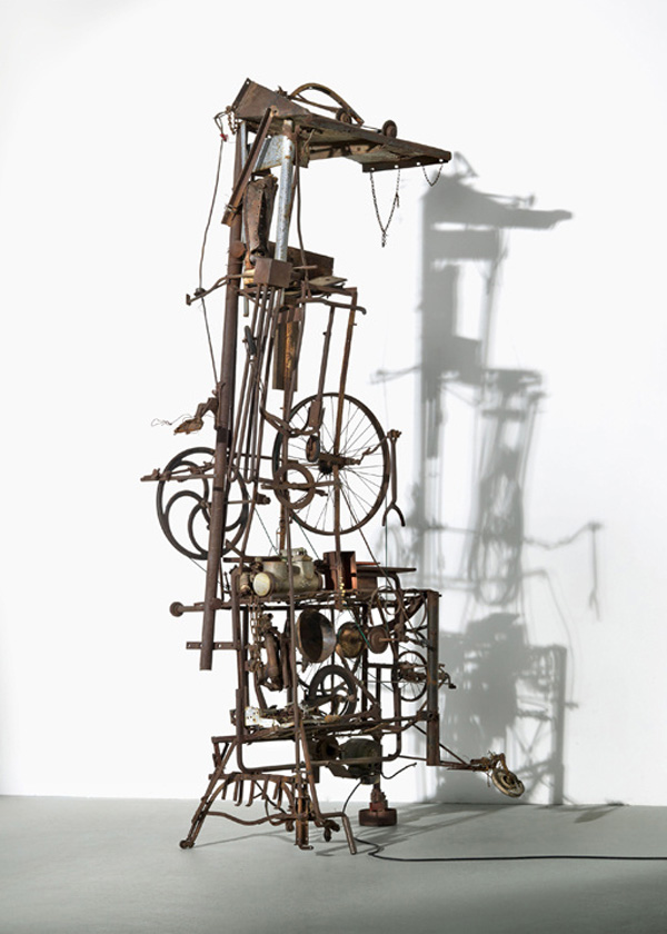 Jean Tinguely, Hauser & Wirth, Frieze Masters, London