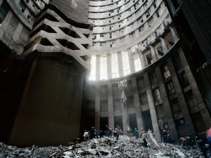 Ponte City: Mikhael Subotzky and Patrick Waterhouse, Portrait Gallery, Edinburgh