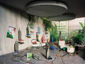 Lori Nix, Vacuum Showroom, 2006. From the series The City. Courtesy of Lori Nix.