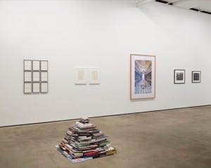 Interview with Peter Liversidge, By the Book, Sean Kelly Gallery, New York