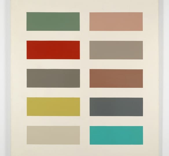 Gerhard Richter: Colour Charts, Dominique Lévy