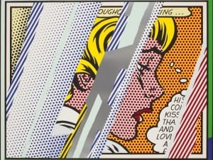 Roy Lichtenstein, Scottish National Gallery of Modern Art, Edinburgh