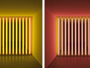 Dan Flavin, David Zwirner, New York