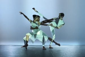 Interview with Choreographer Didy Veldman, The Three Dancers, Rambert Company