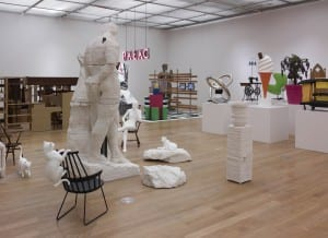 Review of Matthew Darbyshire: An Exhibition for Modern Living at Manchester Art Gallery
